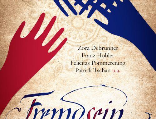 FREMDSEIN: mein Buchprojekt für Flüchtlingskinder