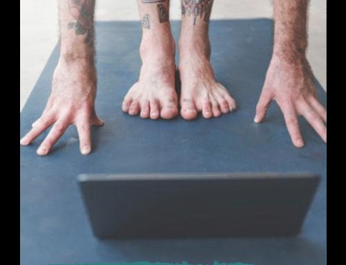 Warum Anfänger nicht mit Yoga-Videos üben sollten