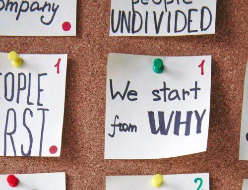 Warum dein großes Warum das wichtigste Fundament für dein Business ist