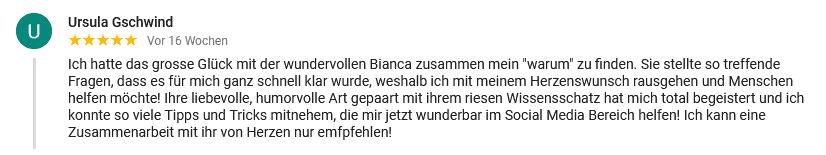 Ursula Gschwind