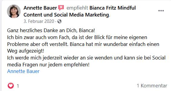 Anette Bauer